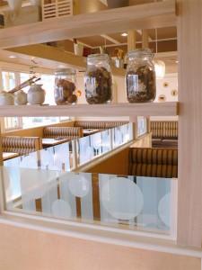 カフェ 内装 | おはしカフェ・ガスト